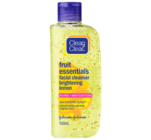 CLEAN & CLEAR® Facial Cleanser Brightening Lemon