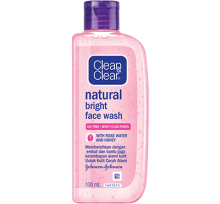 Clean & Clear Natural Bright Face Wash