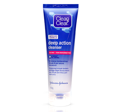 CLEAN & CLEAR® Deep Action Cleanser