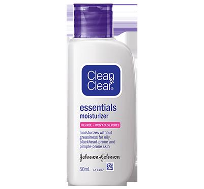 CLEAN & CLEAR® Oil Control Moisturizer
